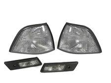 Depo 92-96 BMW 3 Series E36 2D/Cabrio Smoke Corner Signal + Side Marker Light M3