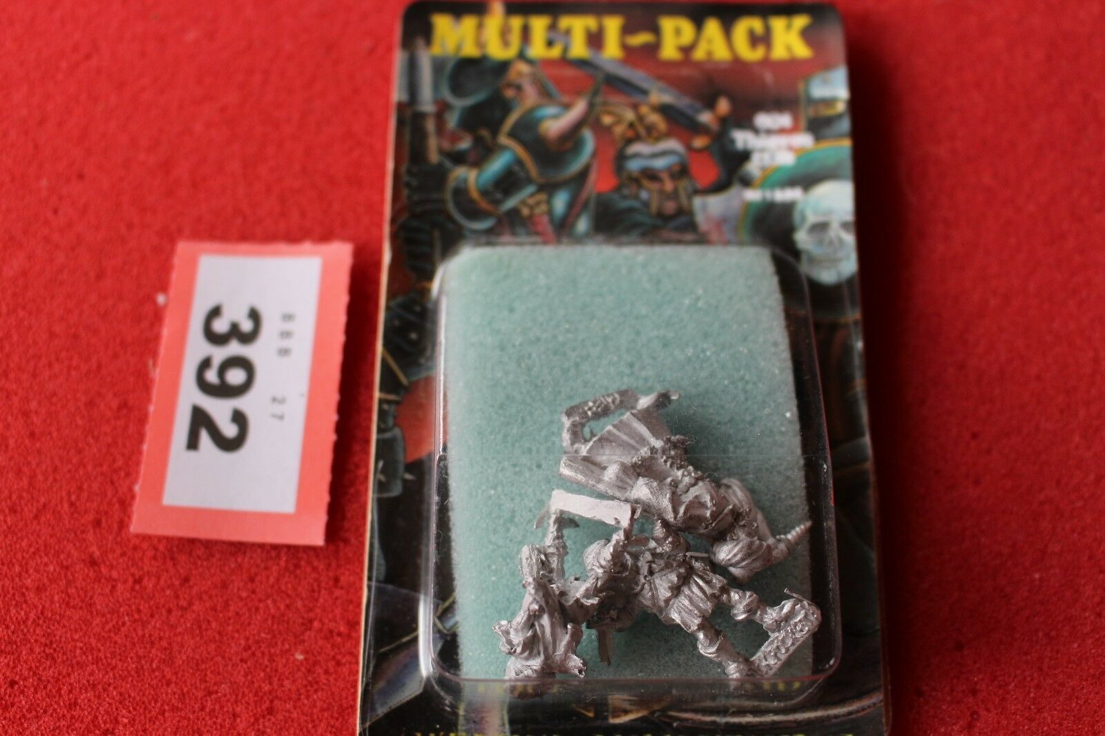 Citadel C04 Thief Thieves Games Workshop Metal Figures Warhammer New Blister B5