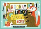 Hooray Today Sticky Notes 9780735344839 Galison Books 2015 Stickers