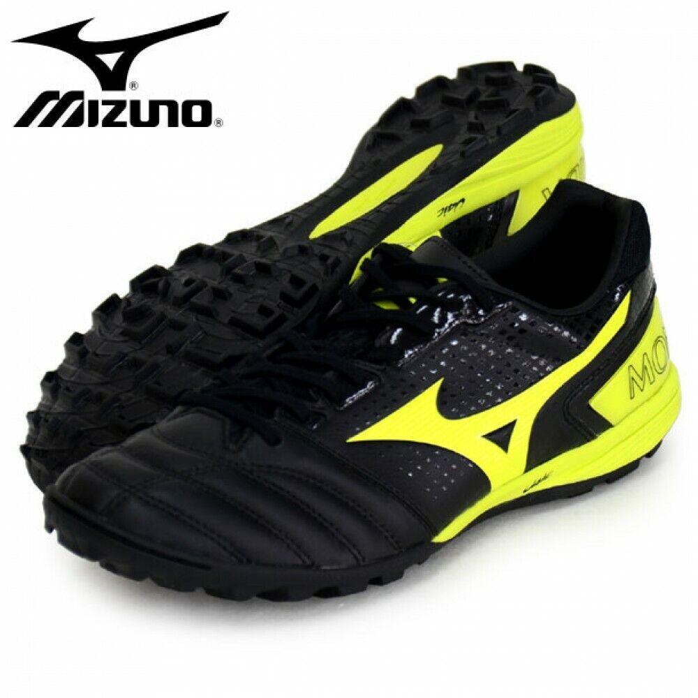 Mizuno Futsal Sautope Calcio Monarcida Sala Elite Tf Q1GB1910 Nero Gituttio
