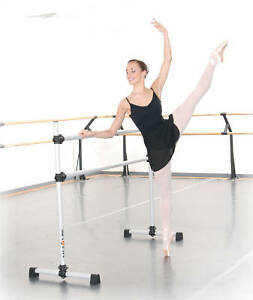 Ballet-Barre-BD60-Portable-5ft-DOUBLE-Bar-Stretch-Dance-Bar-Vita-Vibe-NEW