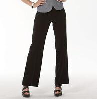 Monroe & Main Black Audrey Trouser Size 14r 14 Regular