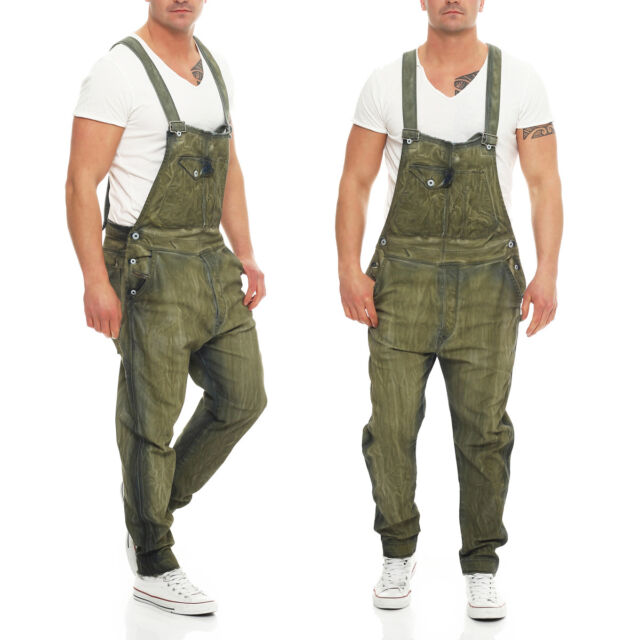 2273fa7eb38 Diesel Jeans Soveral 0827t 827t Men s Suspenders Stretch Pats Vintage Look