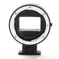 Ef-nex Iii Auto Focus Canon Eos Lens To Sony E Mount A7s A7 A7r A7ii Nex Adapter