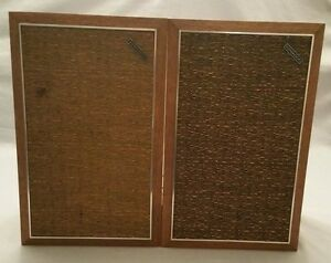 Charmant Image Is Loading Vintage Kenwood S 40 Cabinet Solid Wood Speakers