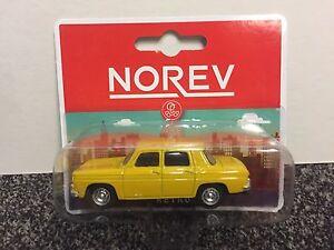 Renault 8 Gordini 1965 1:54 Norev Toys RETRO