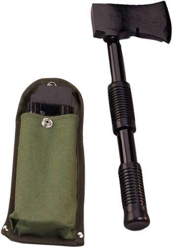 Compact Commando Survival Axe with Cover - 13 Long