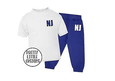 Rebel Boys Hexagon 2-Piece Neoprene Tracksuit Pants Set