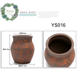 New-Arrival-Big-Succulent-Planter-Antique-style-Spot-Painted-in-Bronze-Color