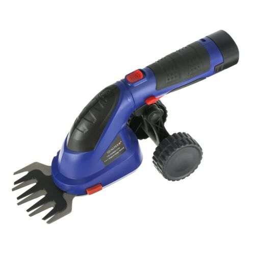 Cordless Grass Hedge Trimmer Cutter 2 in 1 Gardening Tools