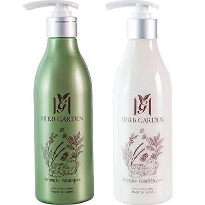 Herb Garden Shampoo & Conditioner Set Sakura Forest japan