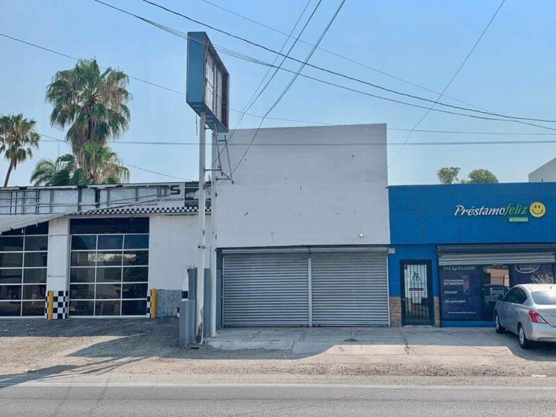 Local comercial de 45 m2 Col Centenario en Hermosillo Sonora