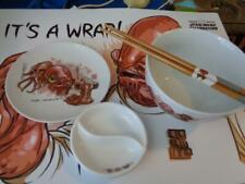 Star Wars Celebration 2015 Admiral Ackbar It/'s A Wrap Sushi Set New