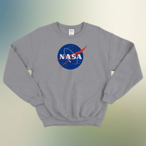 STAR Wars Impero Galattico NASA SPAZIO ASTRONAUTA Logo Felpa Maglione Unisex