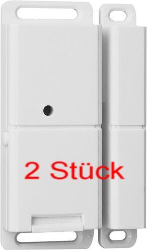 2 x Smartwares fernbedienbarer Magnetschalter SH5-TSM-A SmartHome HomeWizard NEU