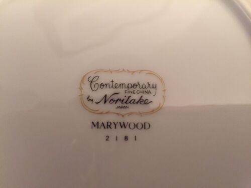 "Noritake /""MARYWOOD/"" #2181 ~ Set of 6 ~ Bread Plates ~ 6 3//8/"""