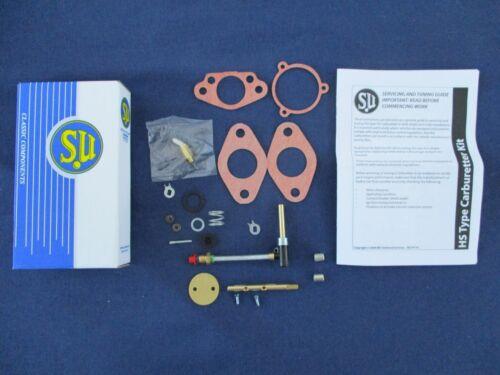 Mini Morris Minor su HS2 kit de reconstrucción de Carburador