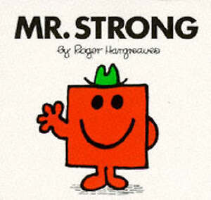 Mr-Strong-Mr-Men-Library-Hargreaves-Roger-Good-Fast-Delivery