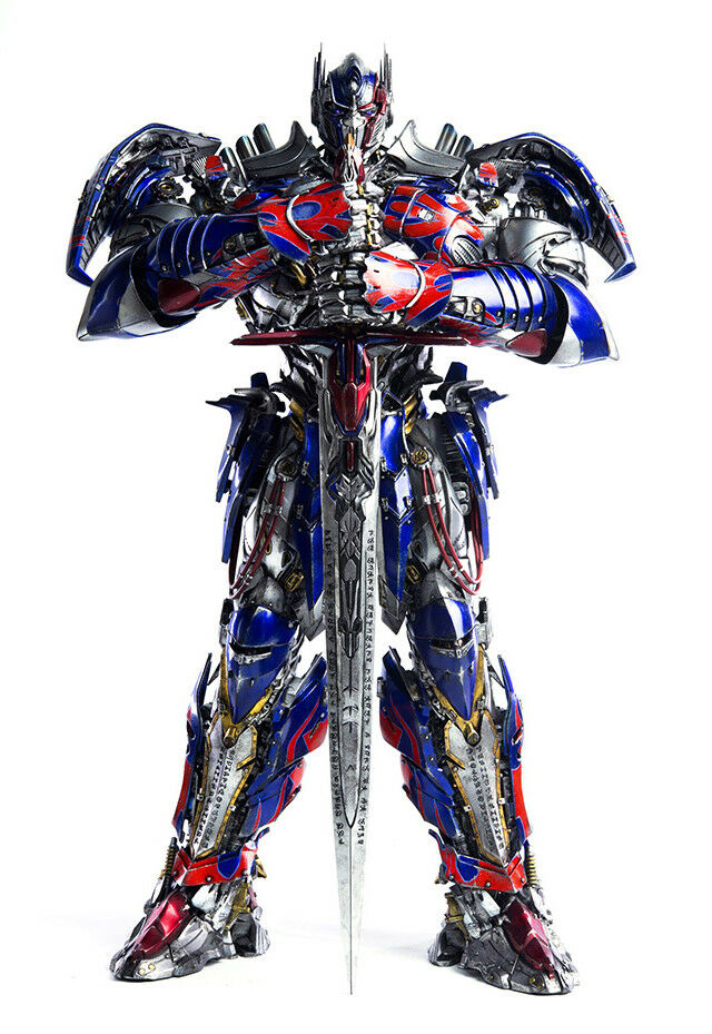 ThreeA Transformers Optimus Prime The Last Knight Japan version