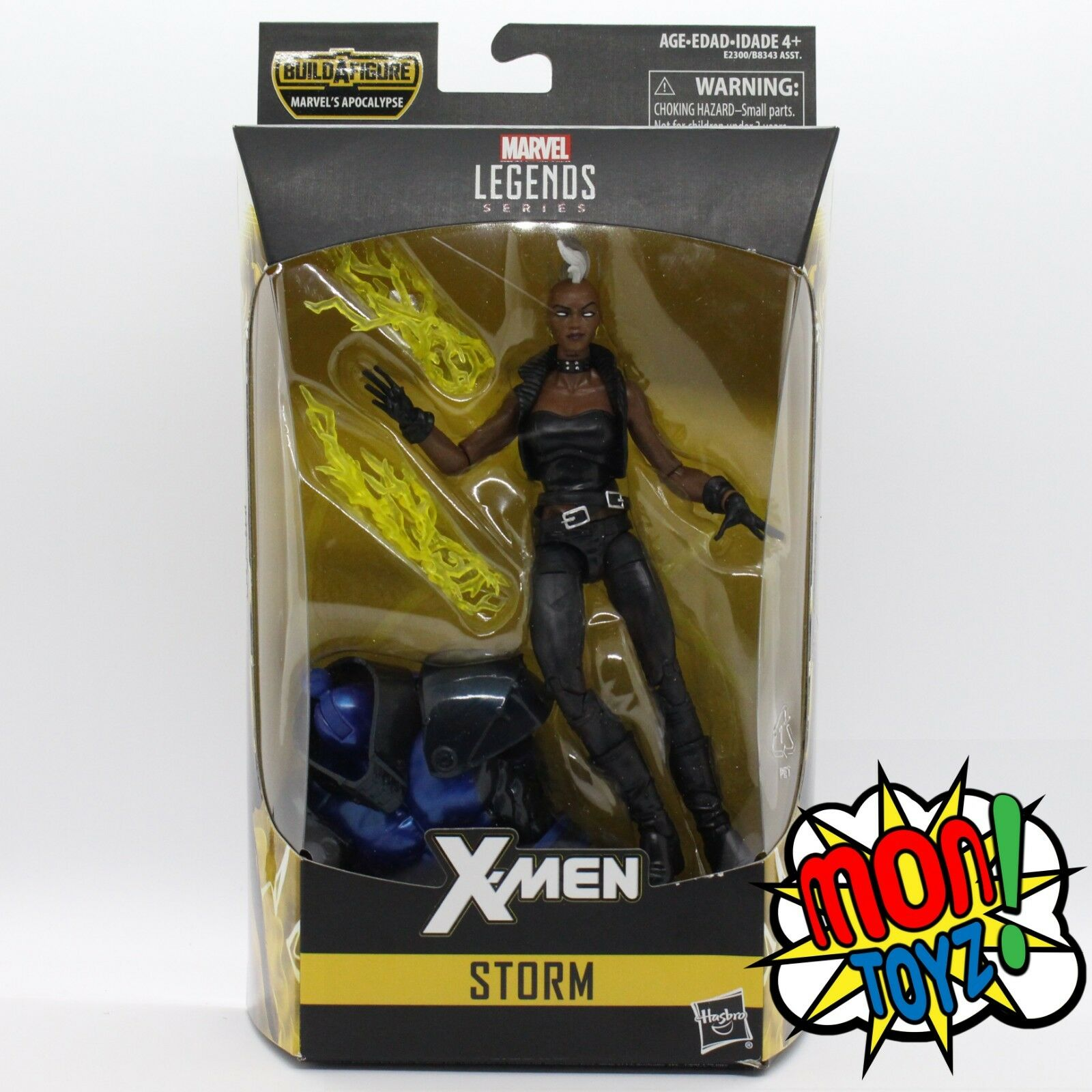 Storm Hasbro Marvel Legends Action Figure BAF Apocalypse NEW