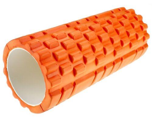 Foam Roller for Deep Leg Tissue Muscle Massager Trigger Point Grid Yoga Sports