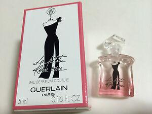 Petite robe noire eau de parfum couture