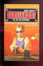 Jerry AHERN - The Survivalist 18 : The Struggle, 1990 1st UK paperback