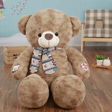 cce75ec0b94 70 90cm Giant Big Large Teddy Bear Plush Soft Stuffed Toys Doll Birthday  Gift