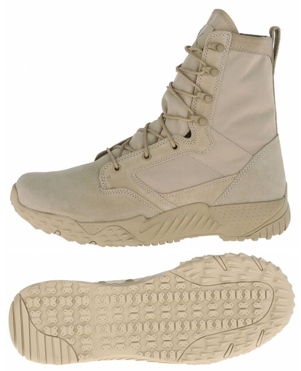 Mens Under Armour Jungle Rat Tactical Military Boots Desert Sand Boots 1264770