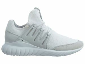 cheap for discount 361ae 42c1e Details about Adidas Tubular Radial PK Mens S76714 Vintage White Primeknit  Shoes Size 10.5