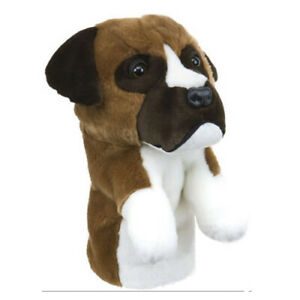 BRAND-NEW-Daphne-039-s-BOXER-Novelty-Golf-Driver-Headcover