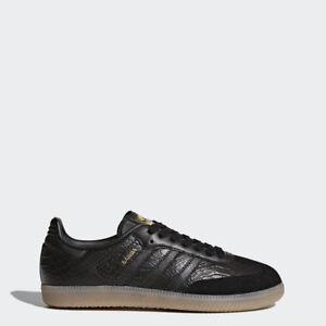 453245 |: adidas originals frauen samba turnschuhe im 1 / 2 sz große passt