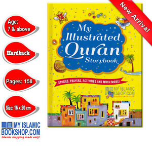 My-Illustrated-Quran-Storybook-Goodword-Muslim-Islamic-Children-Books-Eid-Gift