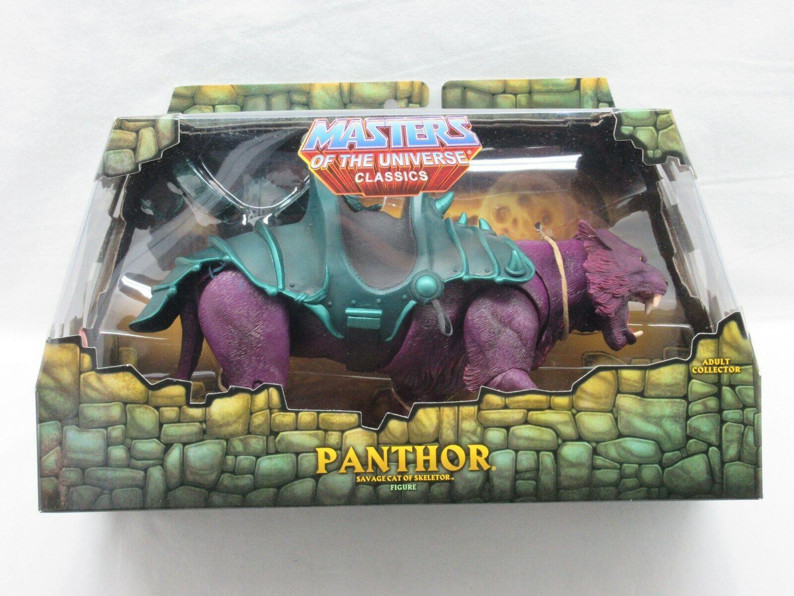 Motuc, Amos del Universo, Panthor, amos del universo clásicos, menta en caja sellada, menta en tarjeta, Sellado, he-man