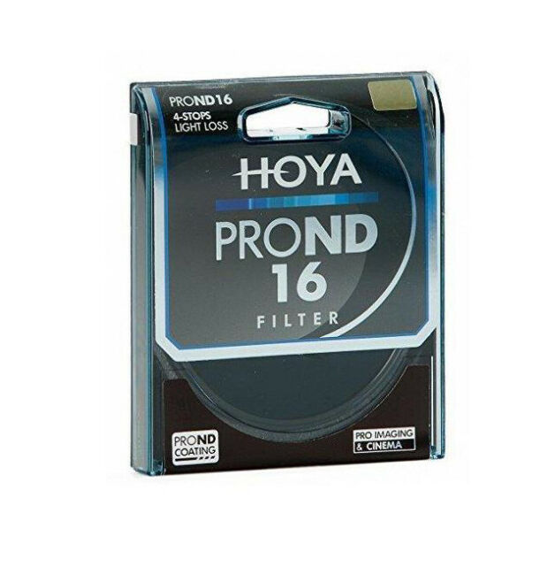 Hoya PROND 58mm ND-2 1 Stop ACCU-ND Neutral Density Filter XPD-58ND2 0.3