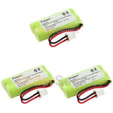 3x Home Phone Battery for VTech BT162342 BT262342 2SNAAA70HSX2F BATTE30025CL