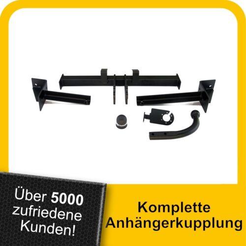 Anhängerkupplung starr AHK Für Opel Corsa D 3//5-Tür 06-14 Kpl
