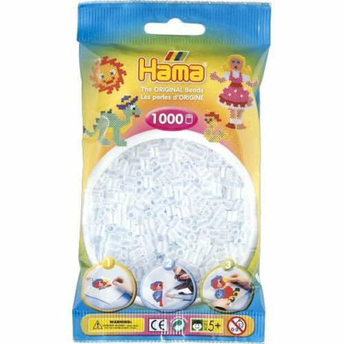 Hama Beads 207-19 Clear