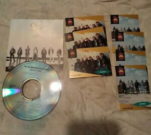 Allman-Brothers-CD-Seven-Turns-Doobie-proset-rock-cards-FREE-SHIPPING-usa-Can