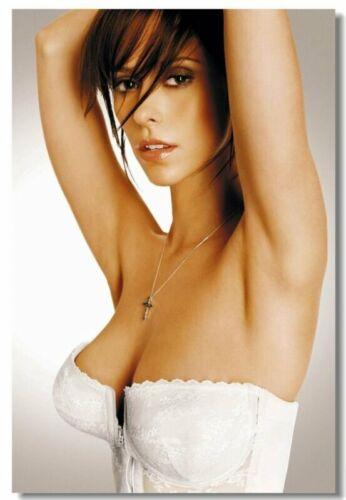 Poster Jennifer Love Hewitt Movie Actor Star Whiter Club Wall Art Print 202