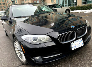 2011 BMW 535XI,NAVIGATION, MOON ROOF, PERFECT MECHANICAL, LOW KM