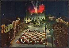 AD3323 Vicenza - Provincia - Marostica - Partita a scacchi in costume