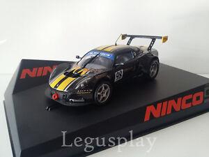 Slot-SCX-Scalextric-Ninco-50517-Lotus-Exige-GT3-Zagame-A-Lazaris-N-98