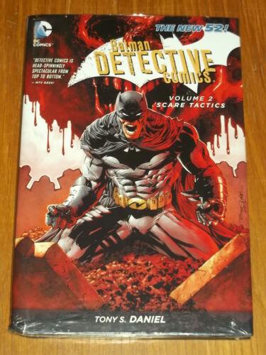 1 of 1 - BATMAN DETECTIVE COMICS SCARE TACTICS DC COMICS NEW 52 VOLUME 2 HB<9781401238407