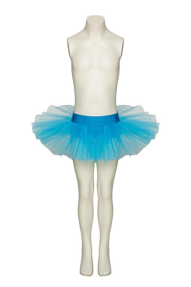 Filles Femmes Classique Turquoise Danse Classique Femmes Ballet Déguisement 3 Toile Couche 1c255e