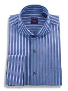 French Striped Shirt Men