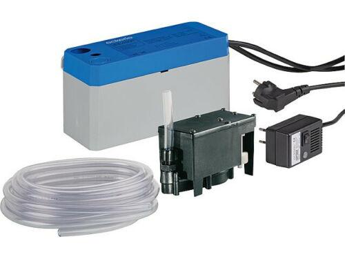 ECKERLE Kondensatpumpe EE 400M Premium inklusive 6m PVC-Schlauch und Störmelder
