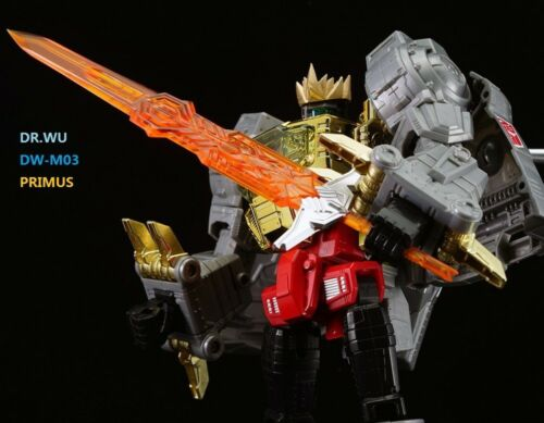 Dr.Wu DW-M03 Orange Prime Sword,In stock!