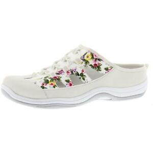 Easy-Street-Womens-Barbara-Ivory-Fashion-Sneakers-5-5-Medium-B-M-BHFO-9953