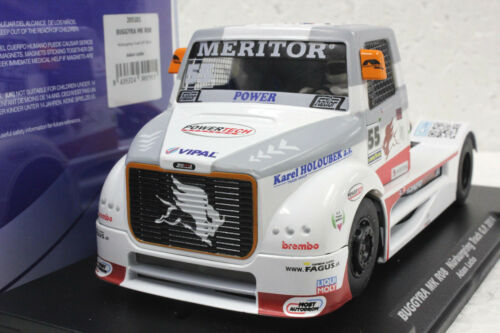 FLY 205101 BUGGYRA MK R08 SUPER TRUCK GP 2014 NEW 1//32 SLOT CAR IN DISPLAY CASE